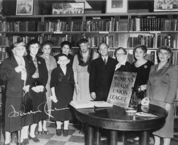 Eleanor Roosevelt Biography :: National First Ladies' Library